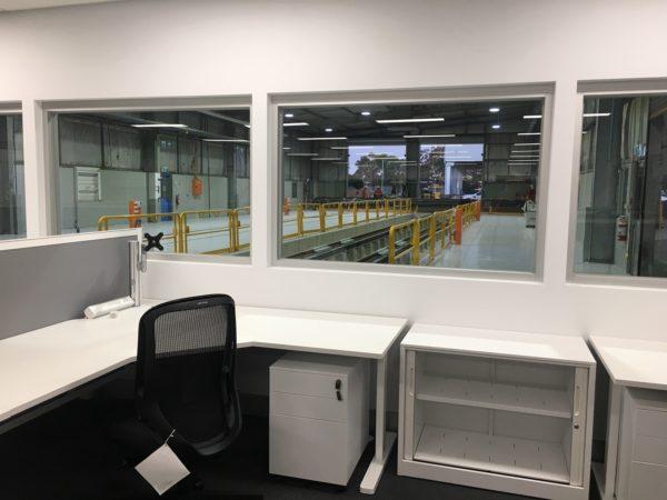 Newport HCMT - Office View